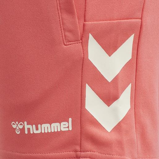 hmlRAMONA SHORTS, SUGAR CORAL, packshot