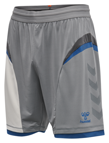 hmlINVENTUS GAME SHORTS, GRAY VIOLET/SHARKSKIN, packshot