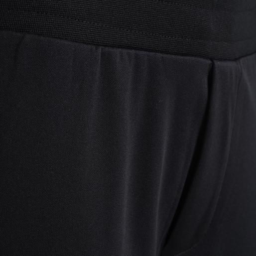 hmlANTON PANTS, BLACK, packshot
