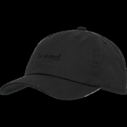 hmlLGC LEO CAP, BLACK, packshot