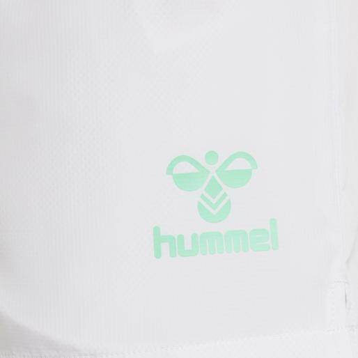 hmlTROPHY SHORTS, WHITE, packshot