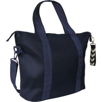 hmlPOP SHOULDER BAG, BLACK IRIS, packshot