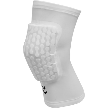 PROTECTION KNEE SHORT SLEEVE, WHITE, packshot