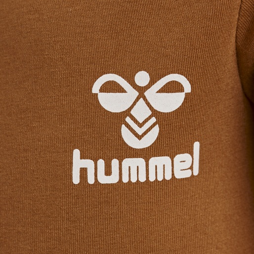 hmlMAUI BODY L/S , GLAZED GINGER, packshot