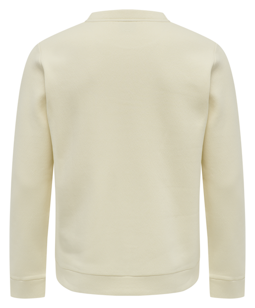 hmlFALCON SWEATSHIRT, BONE WHITE, packshot