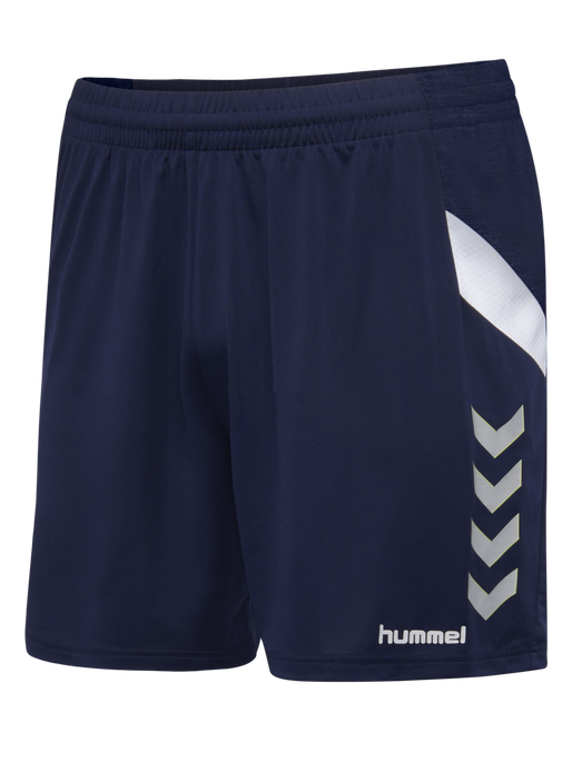 TECH MOVE POLY SHORTS WOMAN, MARINE, packshot