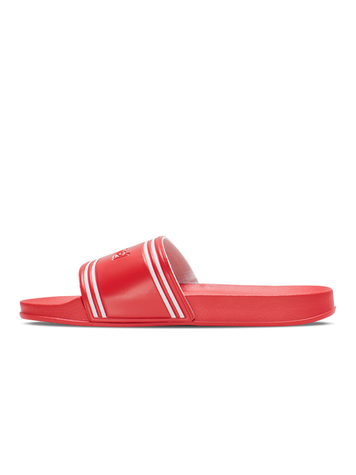 POOL SLIDE RETRO, TRUE RED, packshot