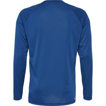 TECH MOVE JERSEY L/S, TRUE BLUE, packshot