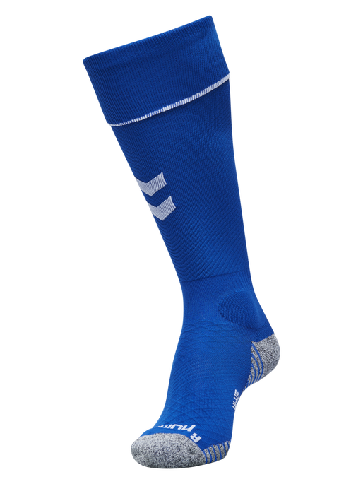 PRO FOOTBALL SOCK, TRUE BLUE/WHITE, packshot