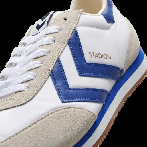 STADION, WHITE/BLUE, packshot