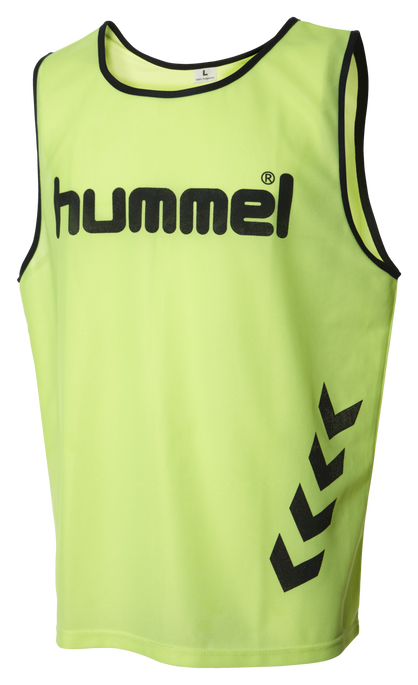 FUNDAMENTAL TRAINING BIB, NEON YELLOW, packshot
