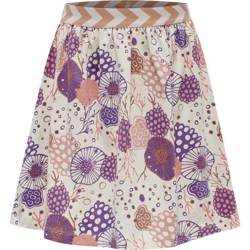 hmlCORAL SKIRT, MOTHER OF PEARL, packshot