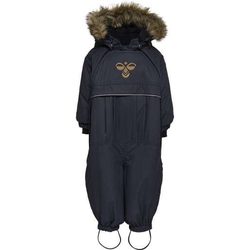 hmlMOON SNOWSUIT, GRAPHITE, packshot