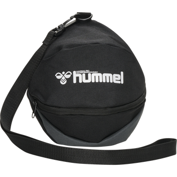 CORE HANDBALL BAG, BLACK, packshot