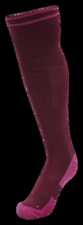 ELEMENT FOOTBALL SOCK , BIKING RED/RASPBERRY SORBET, packshot