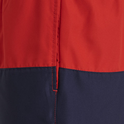 hmlZANE BOARD SHORTS, HIGH RISK RED, packshot