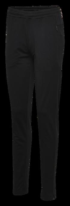 HMLJASMINE PANTS, BLACK, packshot