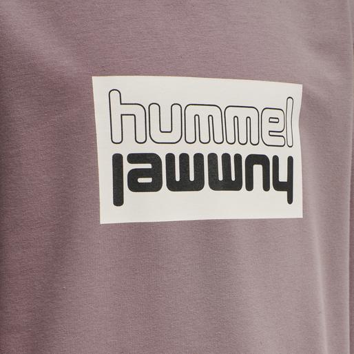 hmlDUO SWEATSHIRT, TWILIGHT MAUVE, packshot