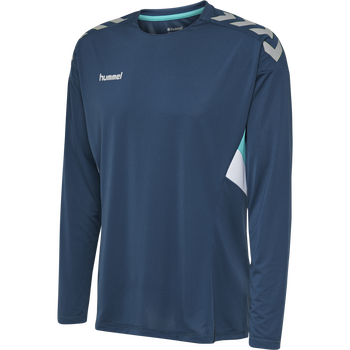 TECH MOVE KIDS JERSEY L/S, SARGASSO SEA, packshot