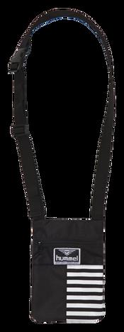 hmlCASPER SIDE BAG, BLACK, packshot