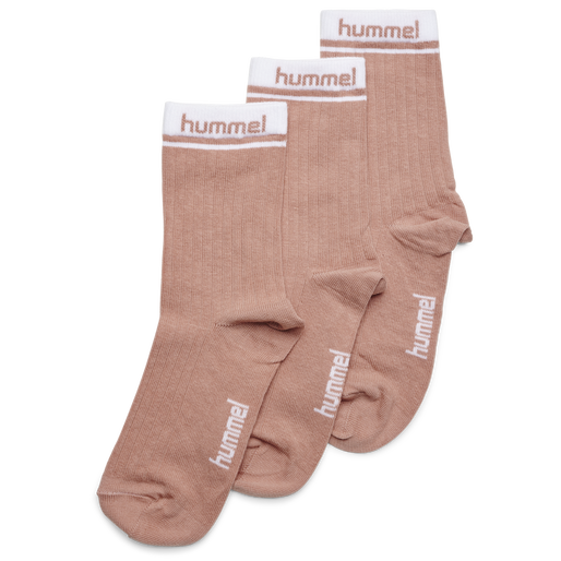 hmlCONI 3-PACK SOCK, ROSE DAWN, packshot
