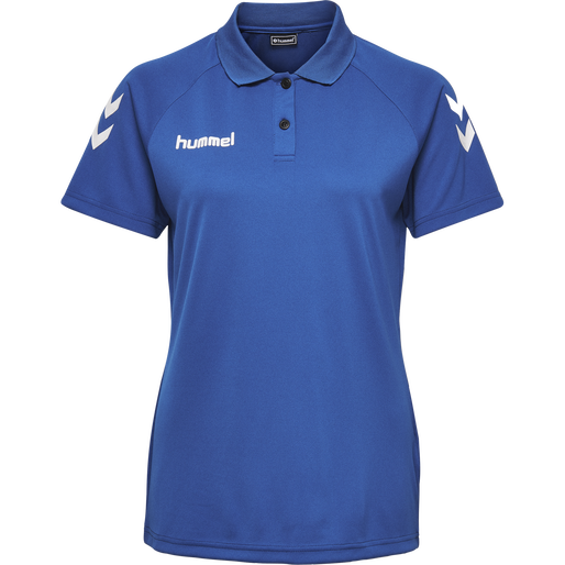 CORE FUNCTIONAL POLO WOMAN, TRUE BLUE, packshot