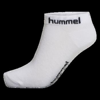hmlTORNO 3-PACK SOCK, WHITE, packshot