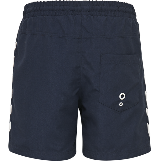 hmlDELTA BOARD SHORTS, BLACK IRIS, packshot