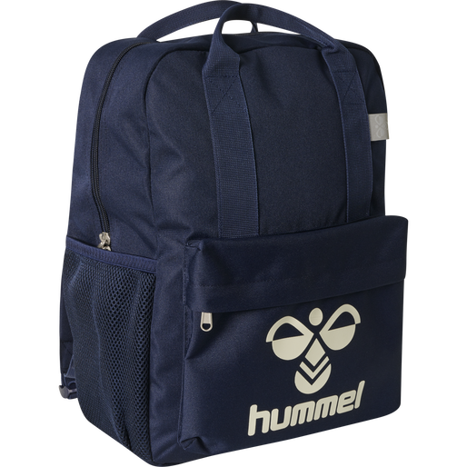 hmlJAZZ BACK PACK, BLACK IRIS, packshot