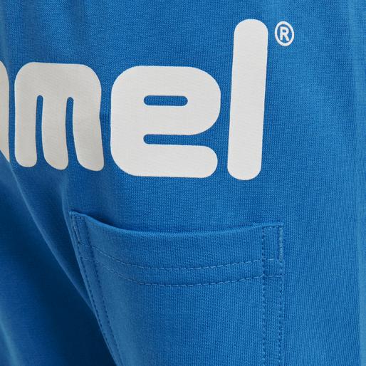 hmlJUNO PANTS, DIRECTOIRE BLUE, packshot