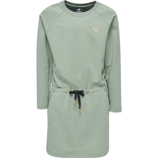 HMLSTINE DRESS L/S, GREEN BAY, packshot