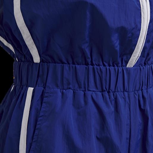 hmlSTORM WIDE LEGGED JUMPSUIT, MAZARINE BLUE, packshot