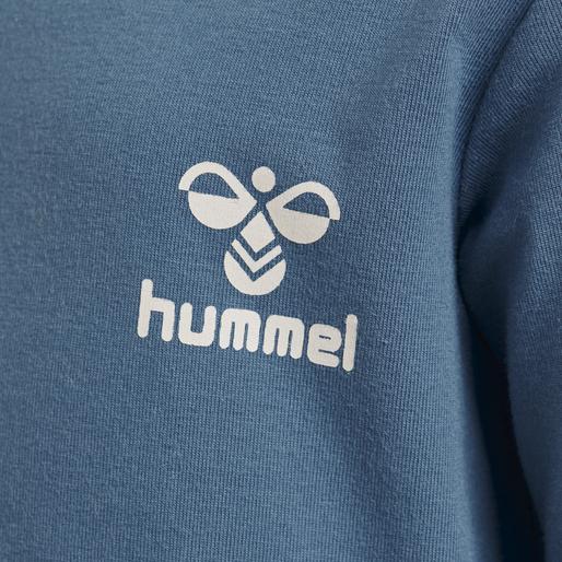 hmlMAUI T-SHIRT L/S, STELLAR, packshot