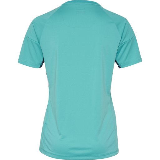 TECH MOVE JERSEY WOMAN S/S, SCUBA BLUE, packshot