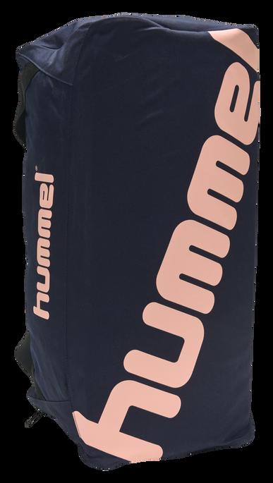hmlACTION SPORTS BAG, MARINE/DUSTY PINK, packshot