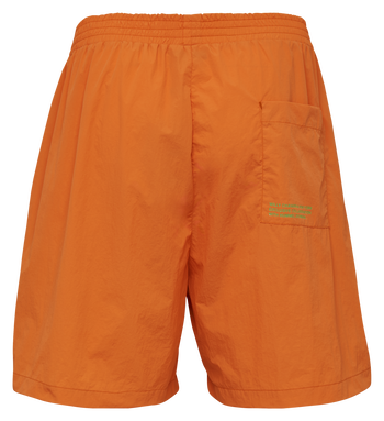 hmlWILLY HUSTLER SHORTS, SHOCKING ORANGE, packshot