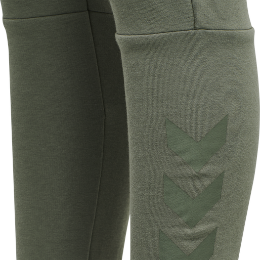 hmlNONI TAPERED PANTS, BEETLE, packshot