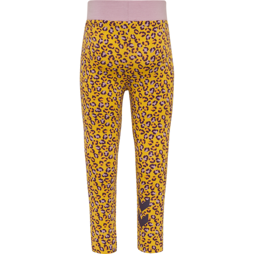 hmlVAIANA TIGHTS, GOLDEN ROD, packshot