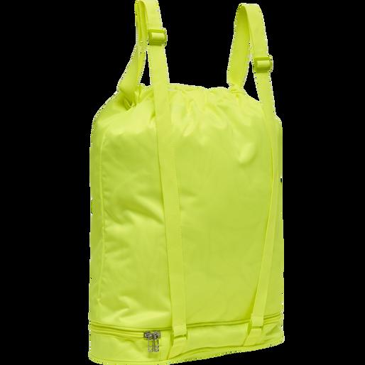 hmlSEASHELL BACK PACK, SULPHUR SPRING/CASTLEROCK, packshot