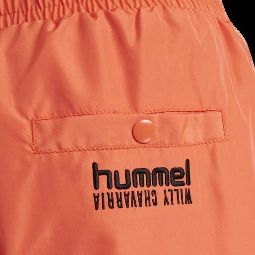 hmlWILLY MICRO PANTS, NASTURTIUM, packshot
