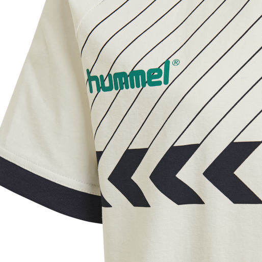 hmlSAMUEL T-SHIRT S/S, WHISPER WHITE, packshot
