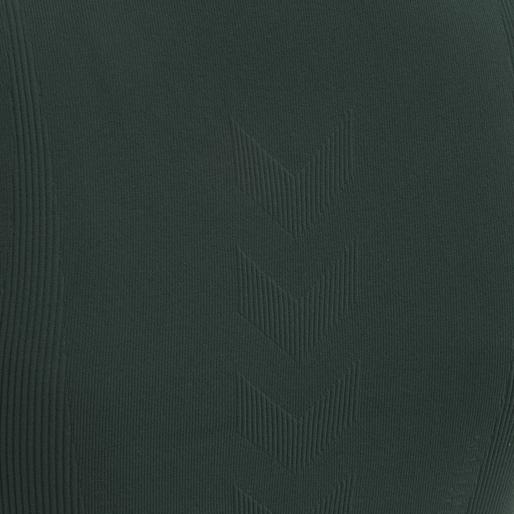 hmlVERA SEAMLESS TOP, DARKEST SPRUCE, packshot