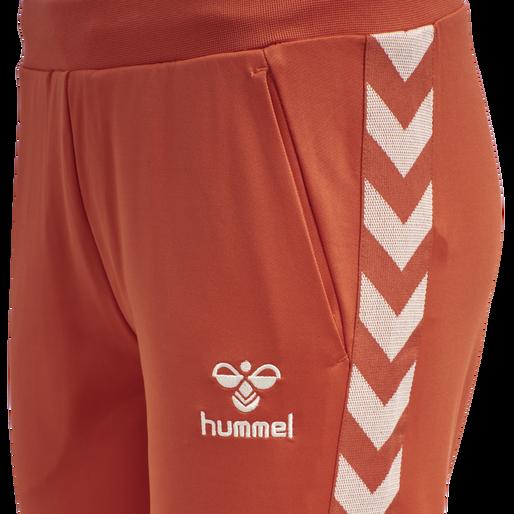 HMLNELLY PANTS, CHILI, packshot