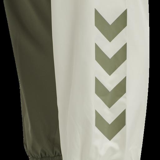 hmlSULLIVAN LOOSE PANTS, VETIVER, packshot
