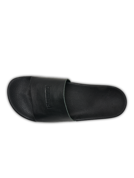 POOL SLIDE, BLACK, packshot