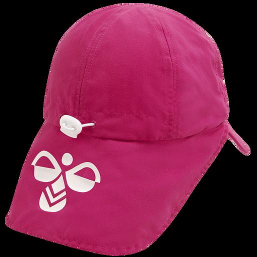 HMLDOSINIA HAT, MAGENTA, packshot