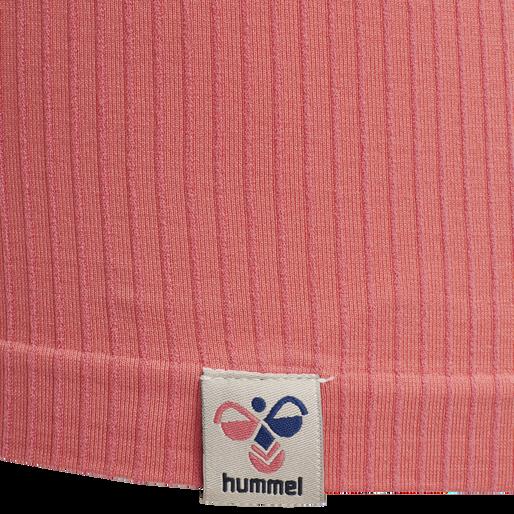 hmlALTONA SEAMLESS TOP, SUGAR CORAL, packshot