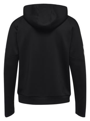 TECH MOVE POLY HOODIE, BLACK, packshot