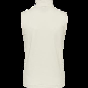 hmlPERNILLE T-SHIRT S/L, WHISPER WHITE, packshot