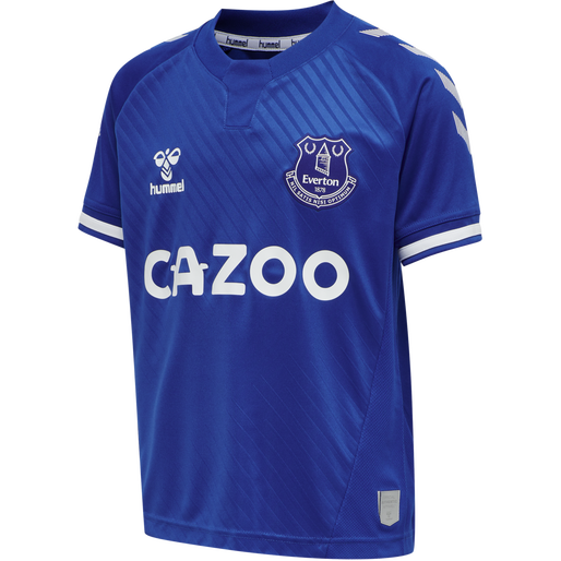 EFC 20-21 HOME JERS S/S_KID, LAPIS BLUE, packshot